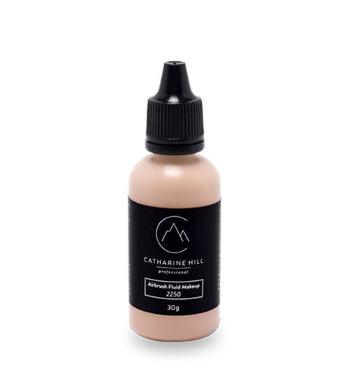 Air Brush Fluid Makeup - Base Air Brush de Alta Durabilidade - 30g