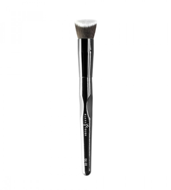 Pincel Kabuki Brush para Base OX-05 - Linha Onix - Klass Vough