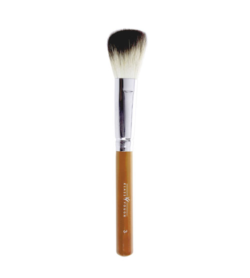 Pincel para Blush - Klass Vough Brown 3